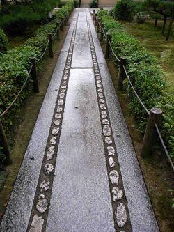 大徳寺 石畳