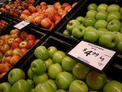 スーパー りんご