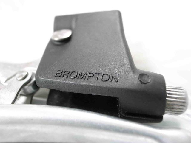 ブレーキBROMPTON 2