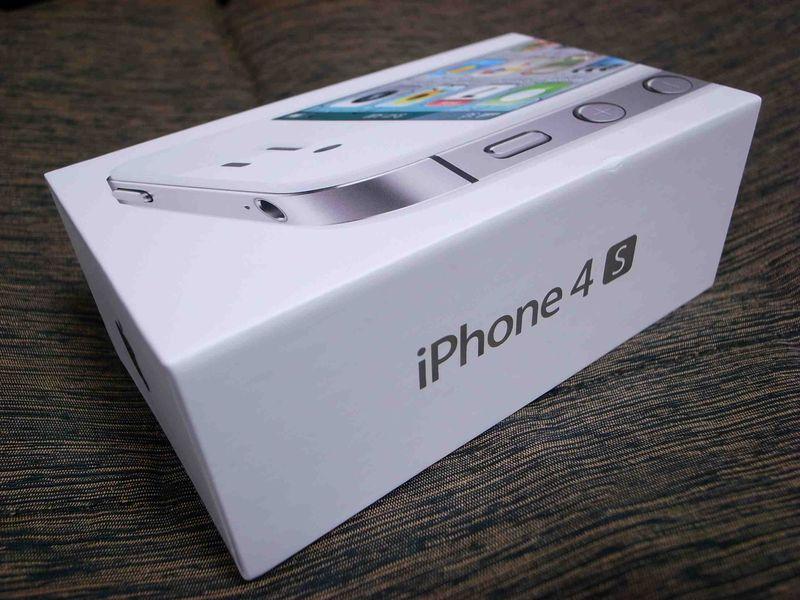 IPhone4S外